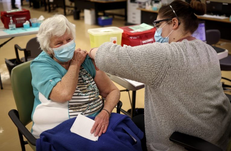 As COVID-19 vaccine efforts ramp up, advice on how to deal with a fear of needles