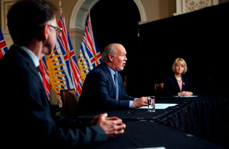 COVID: Sweeping new restrictions in place including in-person dining at B.C. bars and restaurants