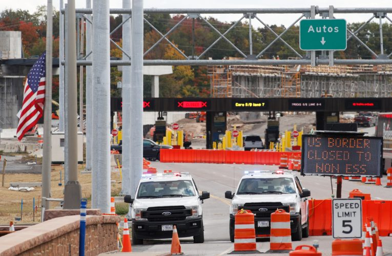 Despite more testing, less travel needed to stem COVID-19 spread at land border: expert