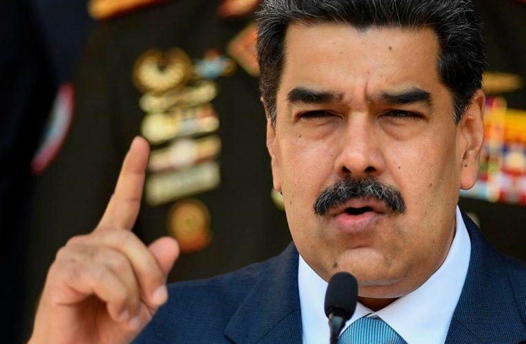 Facebook freezes Venezuelan leader Maduro's page over COVID-19 misinformation