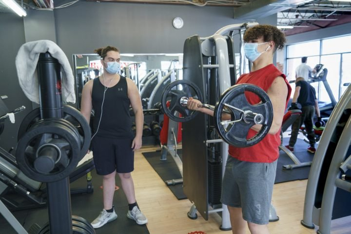 Is it safe to wear face masks while exercising? Experts weigh in