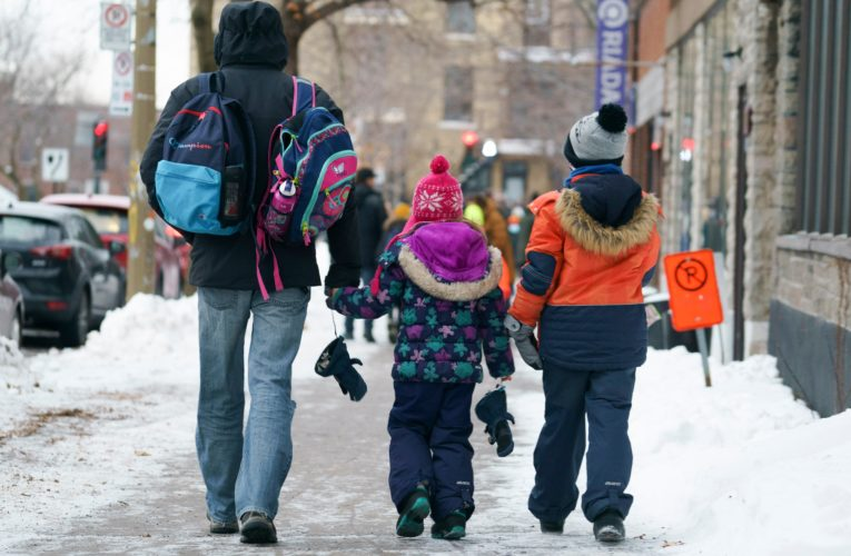 Parents of schoolchildren in parts of Montreal being moved to front of COVID-19 vaccination line