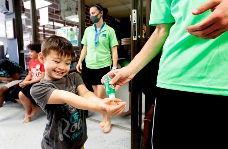 Pfizer begins COVID-19 vaccine trial for kids under 12