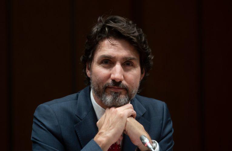 Trudeau, EU leader talk vaccines but no assurance Canada exempt from export controls