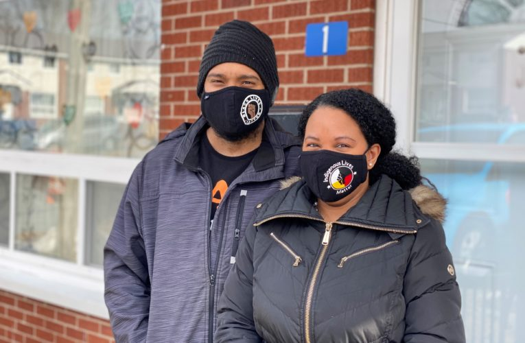 Two Halifax families speak out about racism they say they're facing at a housing co-op
