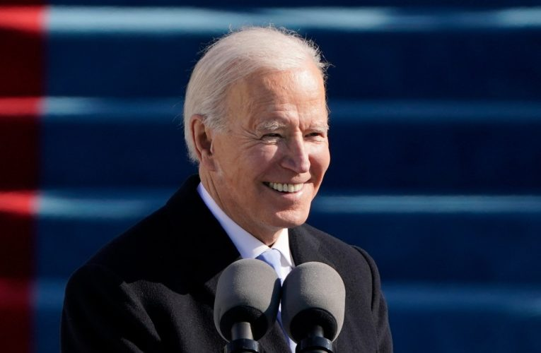 U.S. will have enough coronavirus vaccines for all adults by May, Biden says