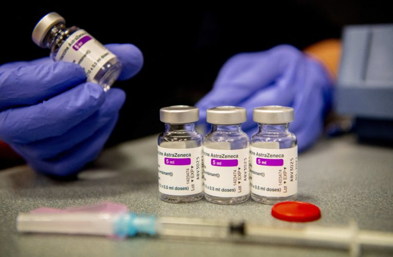 AstraZeneca reports $275M in sales from vaccine during 1st quarter