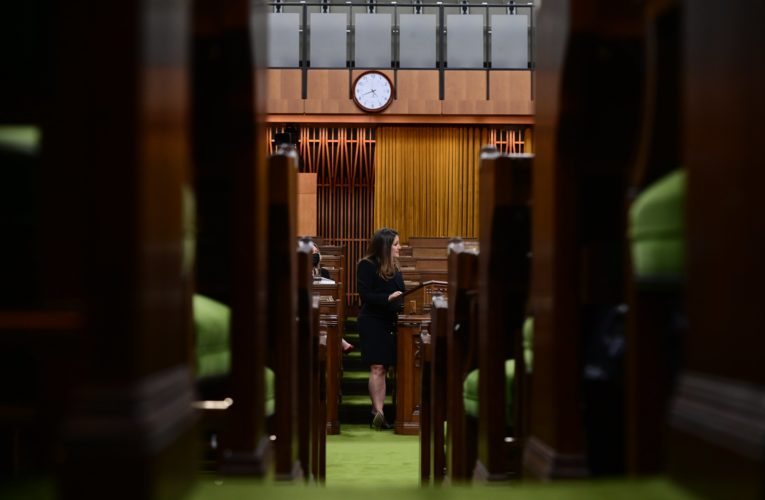 Canada's plans to deal with COVID-19 deficit, childcare spark questions
