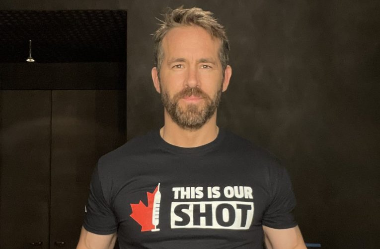 Canadian doctors, Ryan Reynolds and other celebs team up to tackle vaccine hesitancy