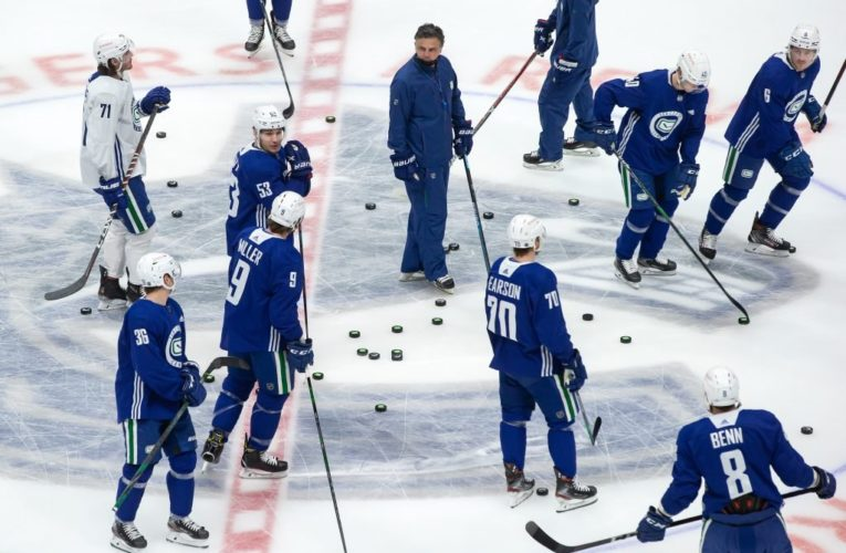 Canucks in crisis with 16 players now on COVID-19 protocol list
