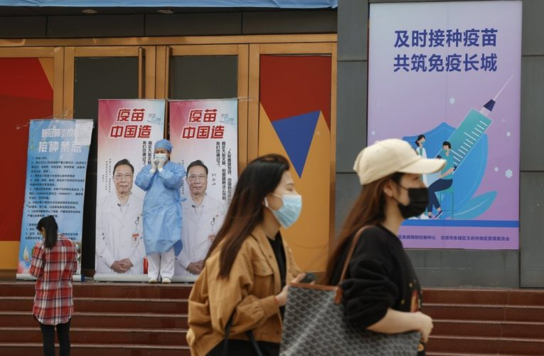 China offering coupons, free eggs as incentive for population to get COVID-19 vaccine
