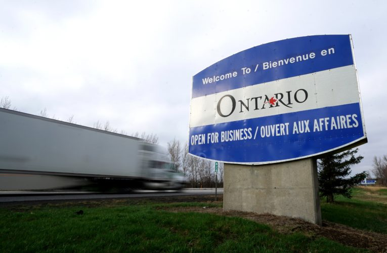 COVID-19: Here's a list of valid travel reasons amid Ontario's border closures