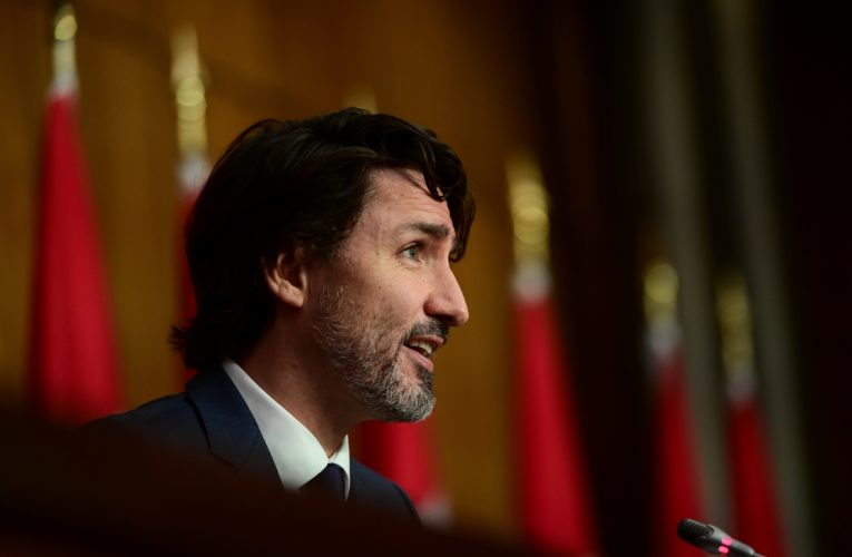 COVID-19 vaccine certificates 'to be expected' as part of pandemic, Trudeau says
