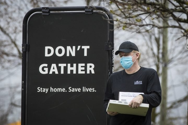 'Dawn is coming' for Canada amid worst public health crisis in a century: WHO adviser