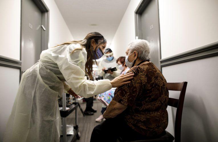 Future nurses, doctors hope COVID-19 pandemic creates better health-care system
