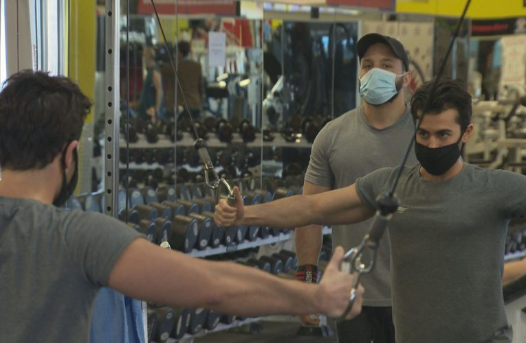 Gym manager expresses frustration over Quebec's latest order to close in pandemic red zones
