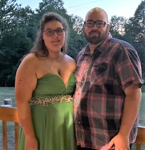 'I lost my other half': New Brunswick woman opens up about losing husband to COVID-19