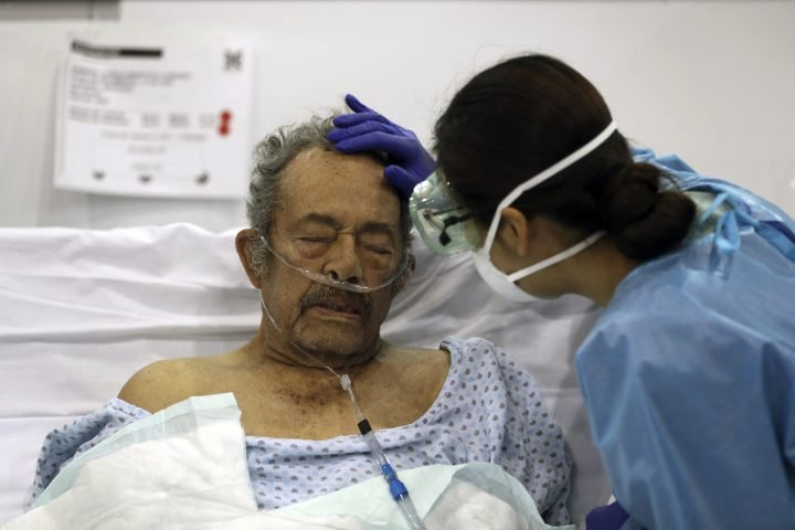 Mexico's COVID-19 deaths surpass 200,000