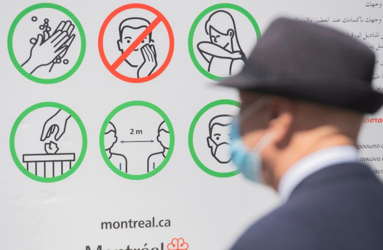 Montreal 'remains fragile' but optimism reigns in latest COVID-19 projections