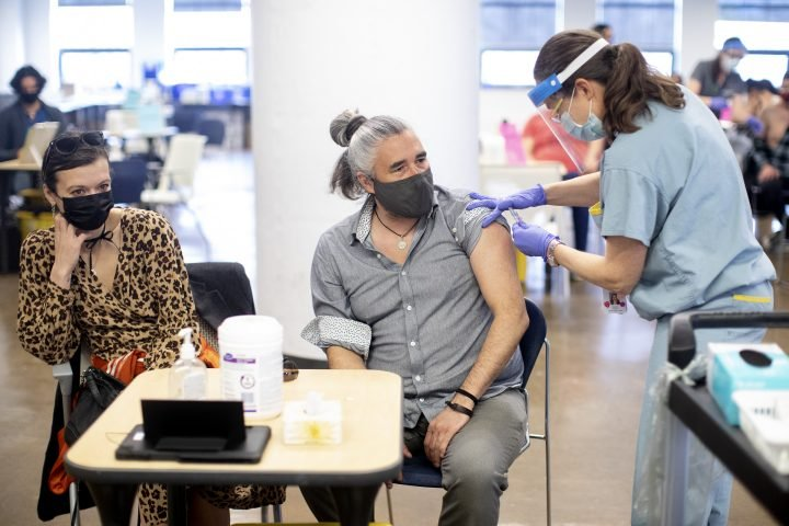 Most Canadians say type of COVID-19 vaccine instrumental in whether or not they get it: poll