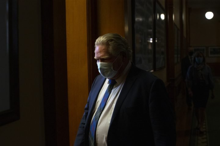 Ontario Premier Doug Ford in isolation after staff member tests positive for COVID-19