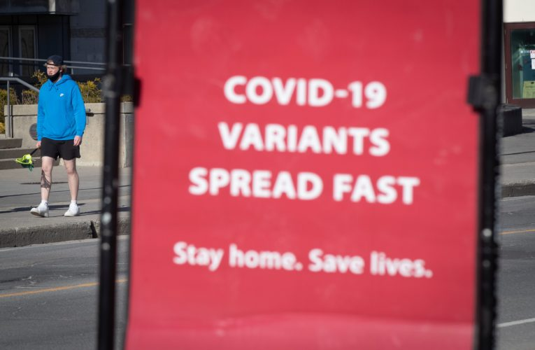 Ontario reports more than 3,200 COVID-19 cases, 17 deaths