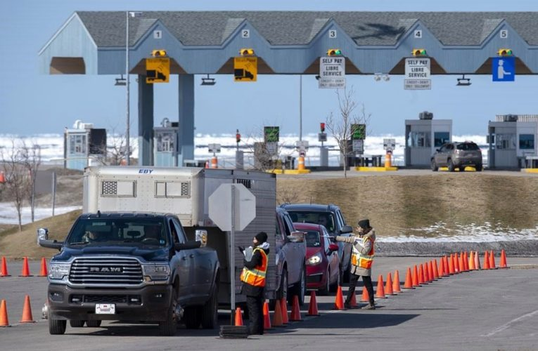 P.E.I. closing borders to non-resident travelers from outside of Atlantic Canada