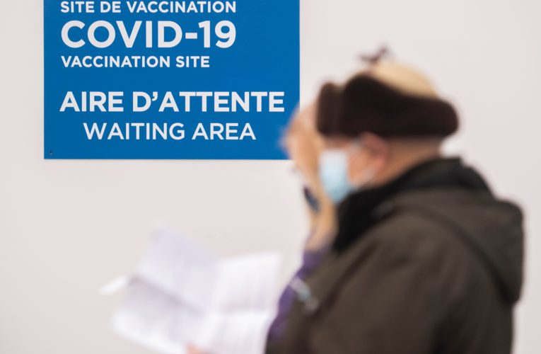 Quebec turns to new ways to get Montrealers to COVID-19 vaccine clinics