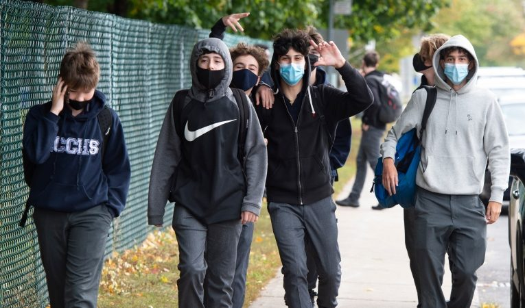 Teach students coping skills to deal with anger, including during pandemic: doctor