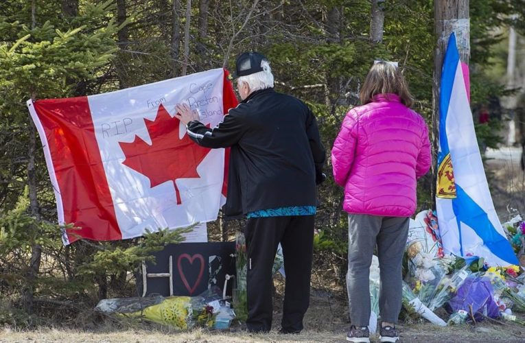 'There's no rhyme or reason': Nova Scotia struggles with mass killings, one year later