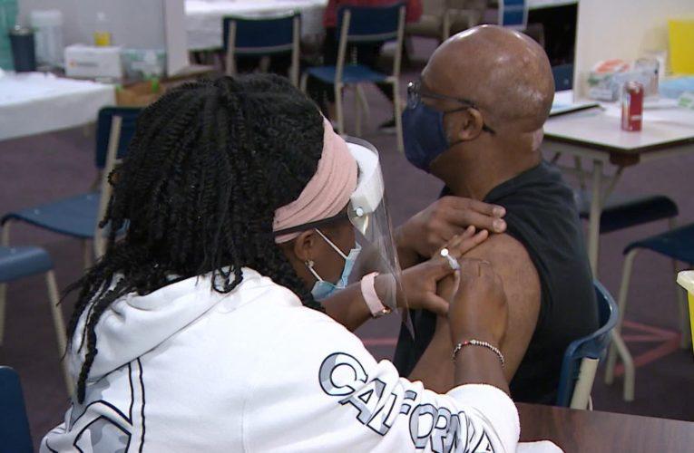 Upper Hammonds Plains church hosts province's first African Nova Scotian vaccination clinic