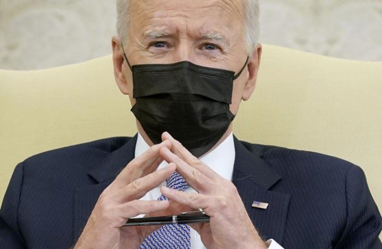 Biden commits to sharing 80M COVID-19 vaccine doses with world in coming weeks