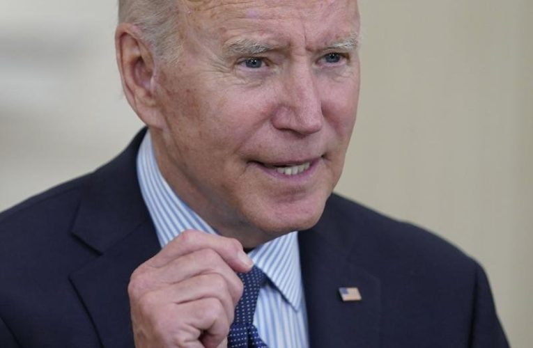 Biden sets new COVID-19 vaccine goal, aims to have 70% U.S. adults inoculated by July 4