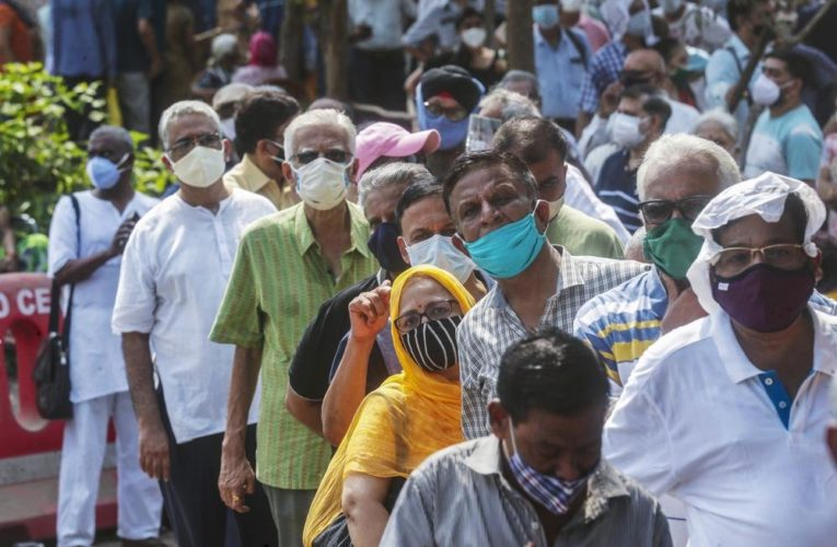 COVID-19 vaccine inequality in India causing millions to fall through gaps