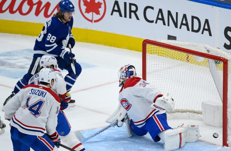 Fully vaccinated healthcare workers allowed inside arena for Game 7 Leafs vs. Canadiens in Toronto