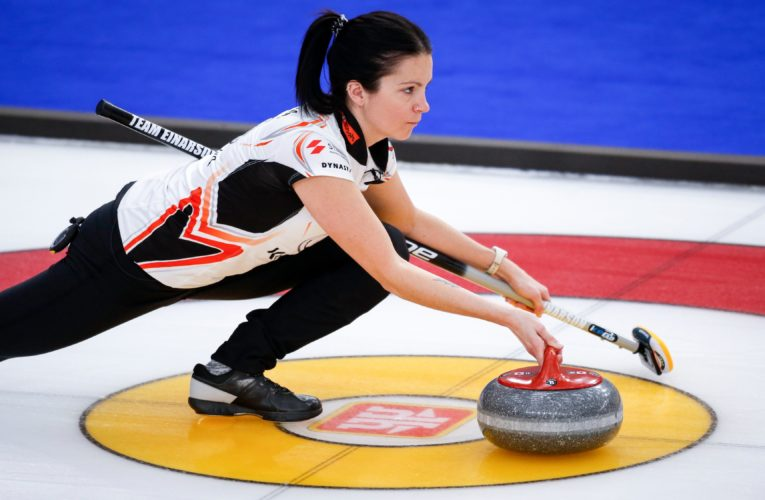 Games postponed at world women's curling following positive COVID 19 tests