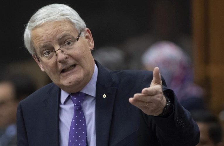 Garneau to quarantine at COVID-19 hotel after G7 ministers' meeting in U.K.