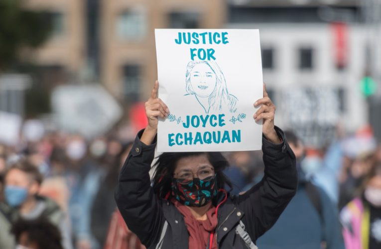 Joyce Echaquan's life at Quebec hospital could have been saved: expert