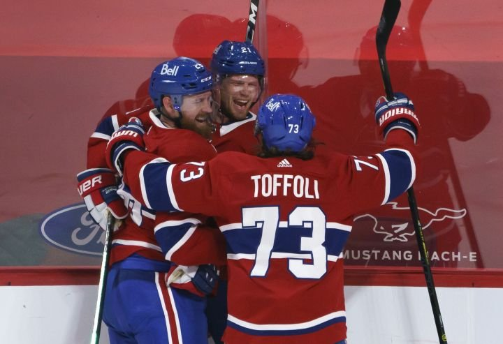 Montreal's Bell Centre could see up to 2,500 fans for playoff game six