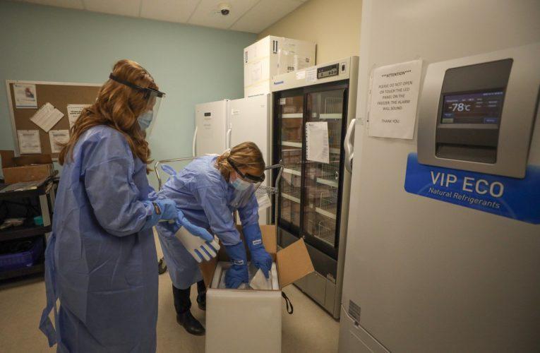 Pfizer COVID-19 vaccine can be stored in fridge for a month: E.U. regulator