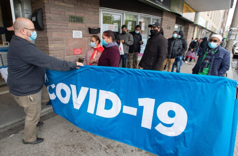 Quebec adds more than 900 new COVID-19 cases as hospitalizations dip