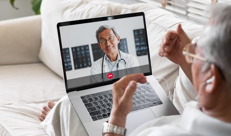 Talking on Zoom could help older people stave off dementia, U.K. study says