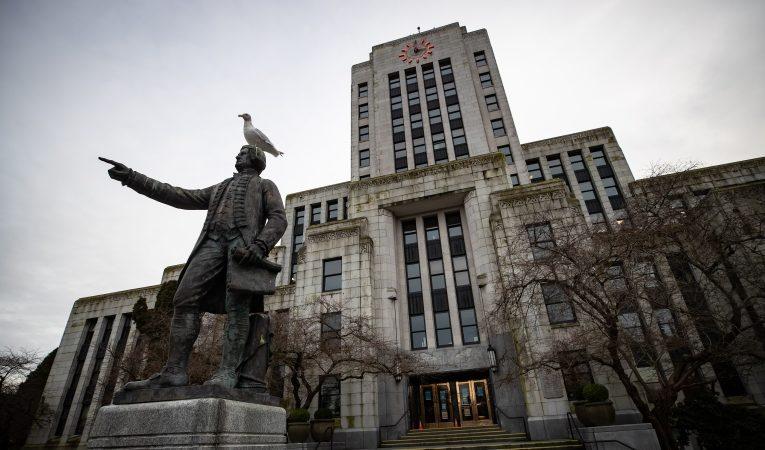 Vancouver mayor says no time for drug decriminalization redo
