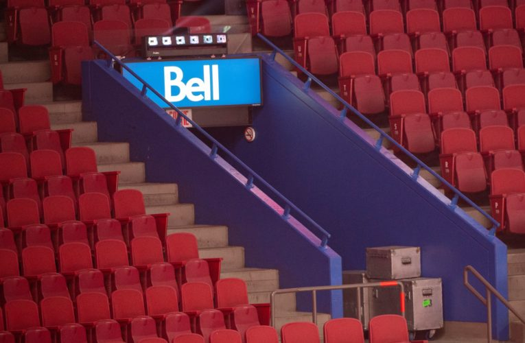 'We will be ready': Montreal's Bell Centre could see up to 2,500 fans for potential Game 6