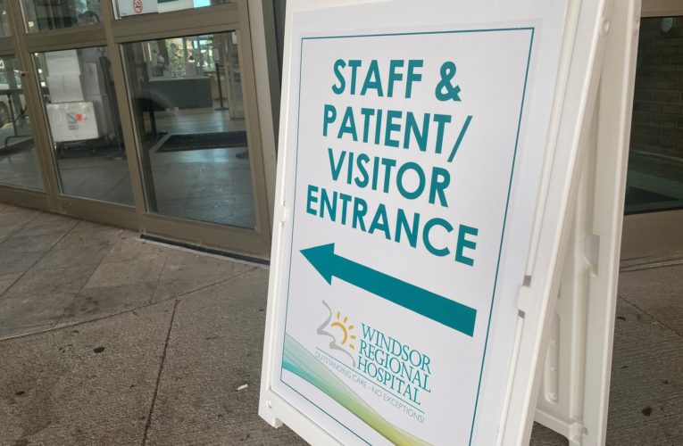 Windsor, Ont., hospital applies for access to surplus COVID-19 vaccines from Detroit