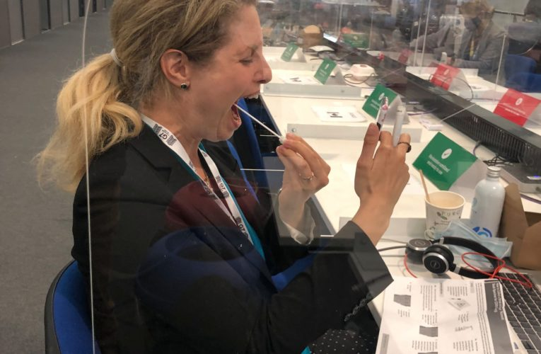 ANALYSIS: Nasal lube, DIY COVID-19 tests and the reality of covering summits in a pandemic