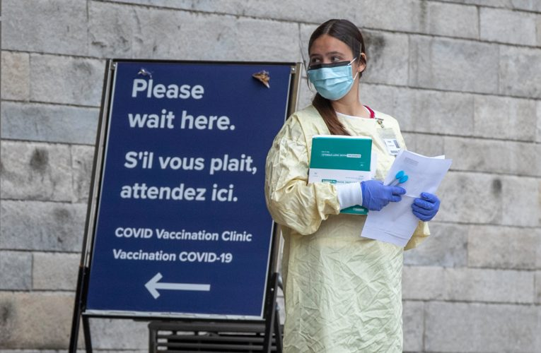 Canada's COVID-19 vaccination rate keeps rising — when will it stall?