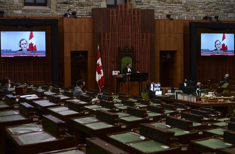 Could virtual Parliament be here to stay? MPs ponder its post-pandemic use