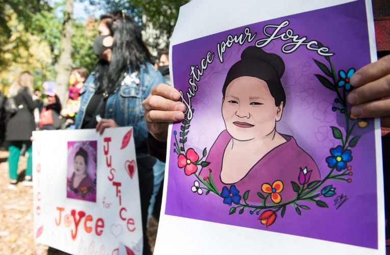 Joyce Echaquan coroner's inquest comes to an end, community to march in her honour