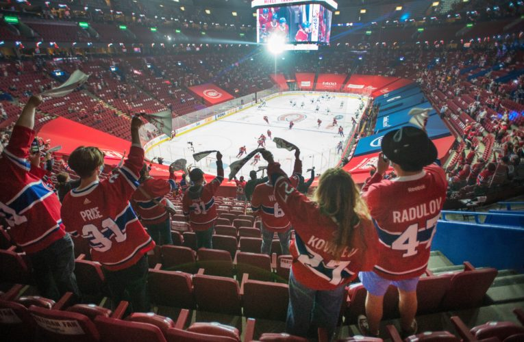 Montreal Canadiens hoping to score Bell Centre crowd increase for Round 3